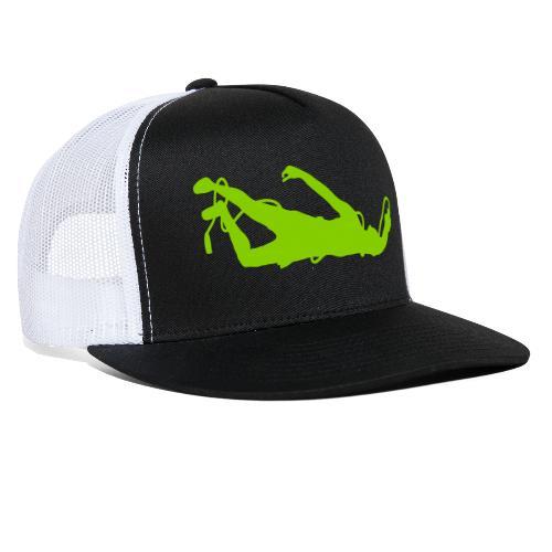 Zaps Jump Rope Fail Hat - Trucker Cap