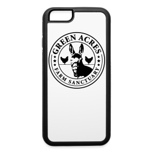 iPhone 6/6s Case - Festus Black Logo - iPhone 6/6s Rubber Case