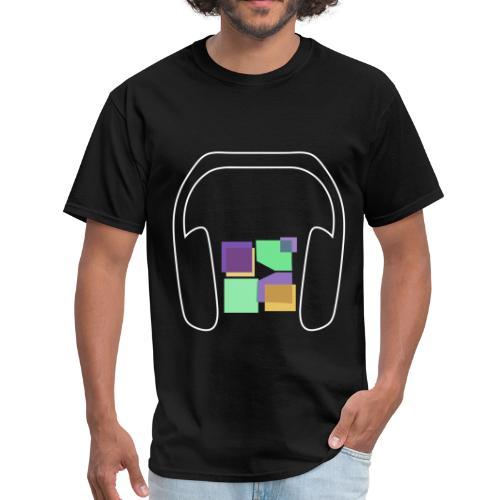 Men: Music To Me Is... T-Shirt - Men's T-Shirt