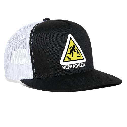Beer Athlete Trucker Hat - Trucker Cap
