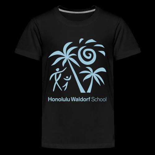 Honolulu Waldorf School - Kids' Premium T-Shirt
