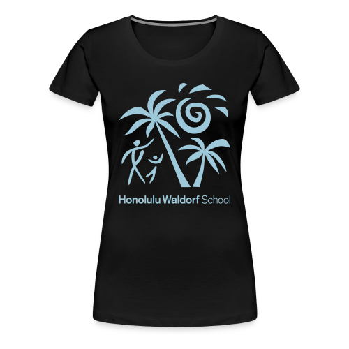 Honolulu Waldorf School - Women's Premium T-Shirt