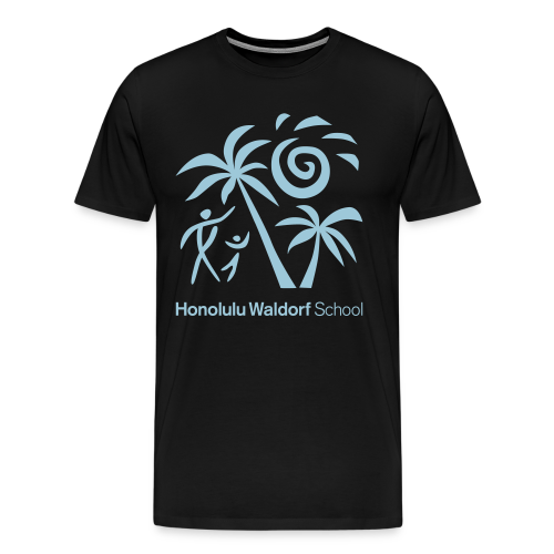 Honolulu Waldorf School - Men's Premium T-Shirt