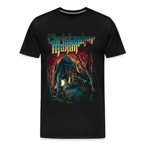Christopher Maxim T-Shirt (Men's) - Men's Premium T-Shirt