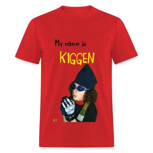 Kiggen T-Shirt - Mens - Men's T-Shirt