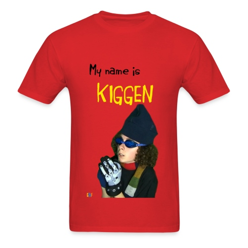 Kiggen T-Shirt - Mens - Men's T-Shirt