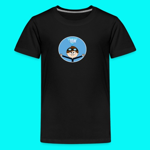 The Diamond Minecart T-Shirt - Kids' Premium T-Shirt