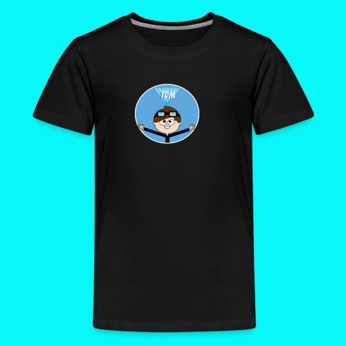 The Diamond Minecart T-Shirt - Kids' Premium T-Shirt