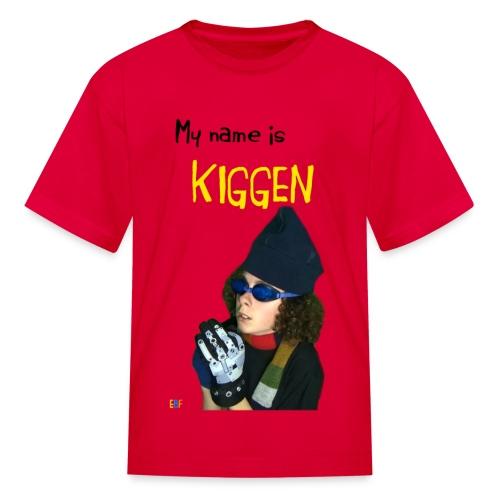 Kiggen T-Shirt - Kids - Kids' T-Shirt