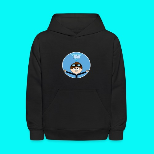The Diamond Minecart Kid Hoddie - Kids' Hoodie