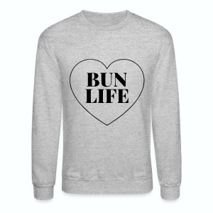 Bun Life Crew Neck Sweater  - Crewneck Sweatshirt