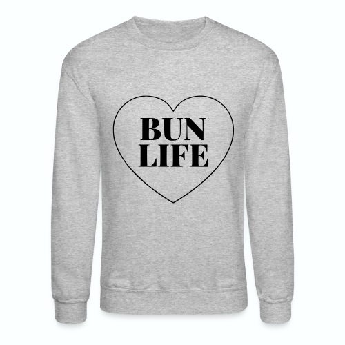 Bun Life Crew Neck Sweater  - Crewneck Sweatshirt