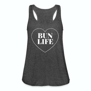 Bun Life Flowy Tank Top  - Women's Flowy Tank Top by Bella