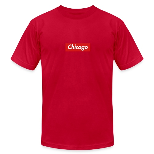 Chicago Tee - Men's Fine Jersey T-Shirt