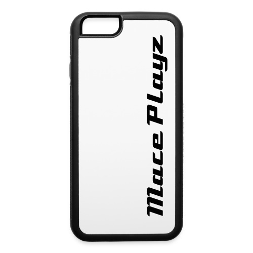 iPhone 6/6s Rubber Case (Mace Playz) - iPhone 6/6s Rubber Case