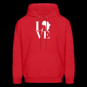 Love Africa - Men's Hoodie