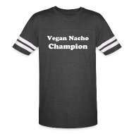 T-Shirts ~ Vintage Sport T-Shirt ~ Nacho Champ - Unisex Athletic Shirt