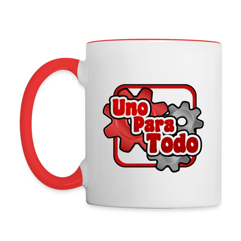 logo remera simple.png - Contrast Coffee Mug