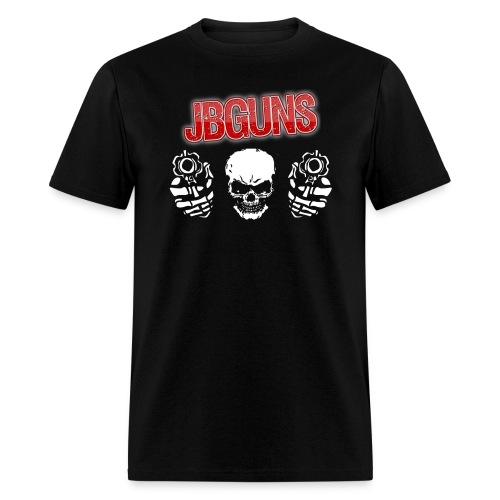 jBGuns Gunz Up T-Shirt - Men's T-Shirt