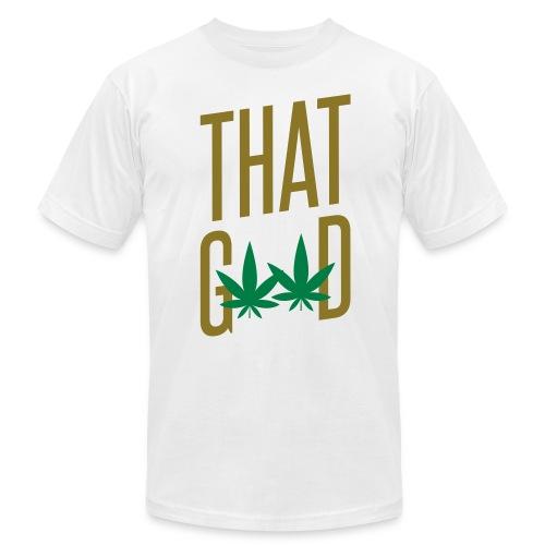 That Good Metallic Gold - Men's Fine Jersey T-Shirt