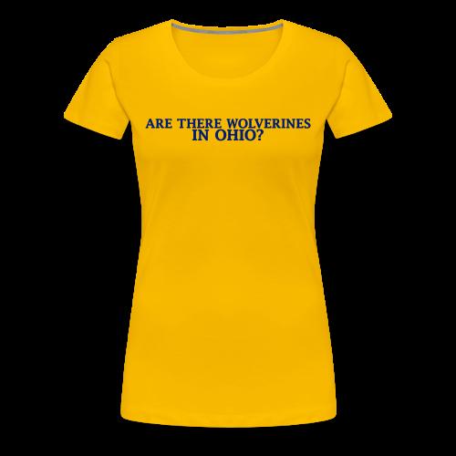 Hail Yes!- women tee - Women's Premium T-Shirt