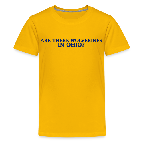 Hail Yes!- kids tee - Kids' Premium T-Shirt