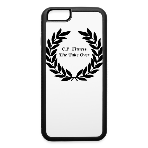 Calm In The Storm I Phone 6 Rubber Case - iPhone 6/6s Rubber Case