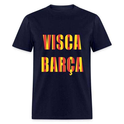 Visca BarÇa - Men's T-Shirt