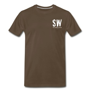 Unisex 0.0 Brown Premium Tee - Men's Premium T-Shirt