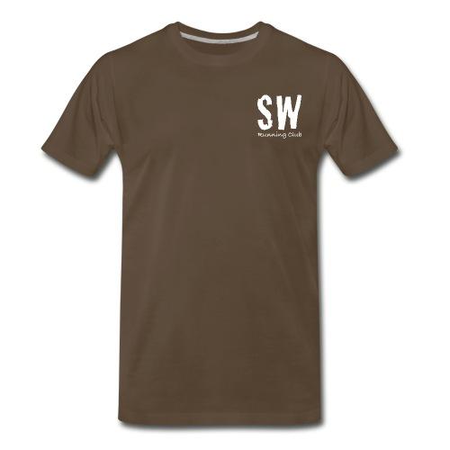 Unisex 0.0 Brown Premium Tee - Men's Premium T-Shirt