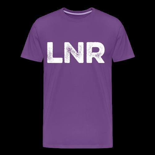 LNR LOGO - MEN'S PREMIUM TEE - Men's Premium T-Shirt