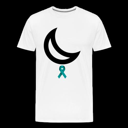 LNR LOGO - (SAAM) - MEN'S PREMIUM TEE - Men's Premium T-Shirt