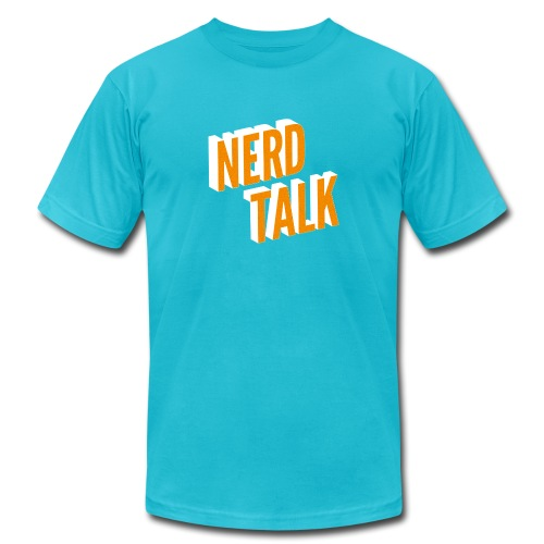 Nerd Talk - Men's  Jersey T-Shirt