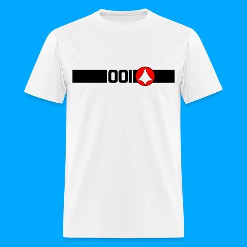 Vf1 front logo - Men's T-Shirt