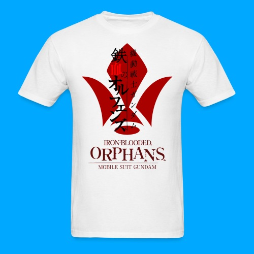 iron blooded orphans - Men's T-Shirt