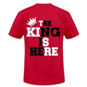 Lion of the Tribe of Judah - Men's Fine Jersey T-Shirt