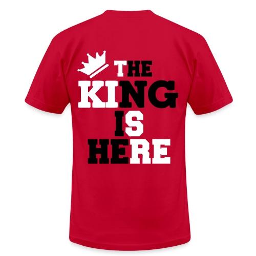 Lion of the Tribe of Judah - Men's  Jersey T-Shirt