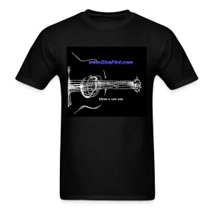 BlueRick T-Shirt - Men's T-Shirt