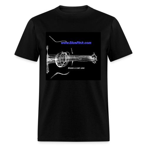 BlueRick T-Shirt - Men's T-Shirt