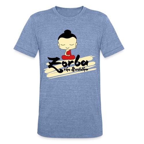 Osho Zorba T-shirt for Men - Unisex Tri-Blend T-Shirt