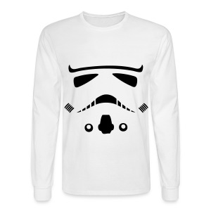 Storm Trooper Shirt - Men's Long Sleeve T-Shirt