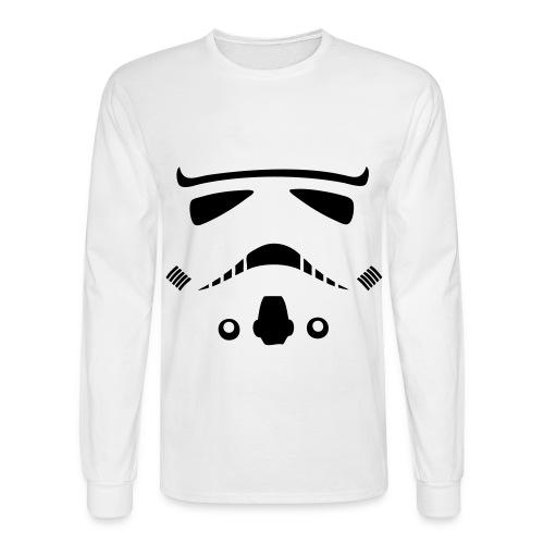 Storm Trooper Shirt - Men's Long Sleeve T-Shirt