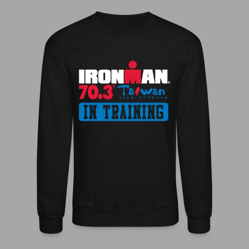 70.3 Taiwan In Training Men's Crewneck Sweatshirt - Crewneck Sweatshirt