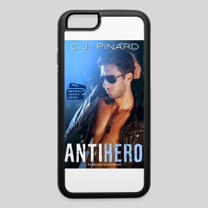 iPhone 6/6s Rubber Case ANTIHERO - iPhone 6/6s Rubber Case
