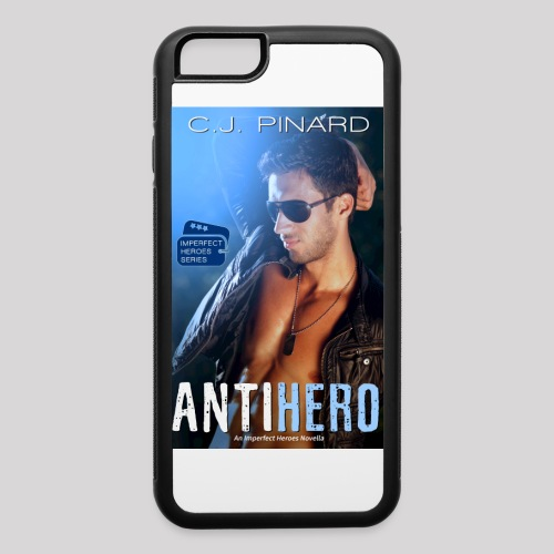 iPhone 6/6s Rubber Case ANTIHERO - iPhone 6/6s Rubber Case