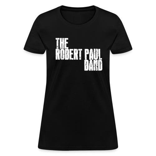 The Robert Paul Band Women's T-Shirt - Women's T-Shirt
