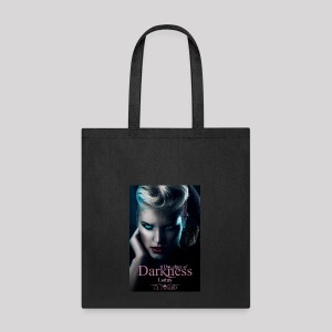 Canvas Tote Bag LOTUS: DAUGHTER OF DARKNESS - Tote Bag