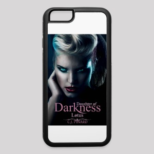 iPhone 6/6s Rubber Case LOTUS: DAUGHTER OF DARKNESS - iPhone 6/6s Rubber Case