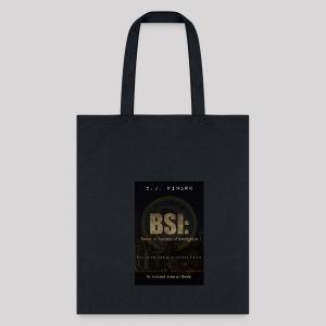 Canvas Tote BSI: BUREAU OF SUPERNATURAL INVESTIGATION - Tote Bag