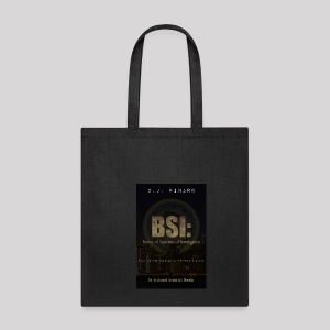 Canvas Tote BSI: BUREAU OF SUPERNATURAL INVESTIGATION - Tote Bag